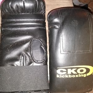 CKO Kickboxing Gloves Size Small